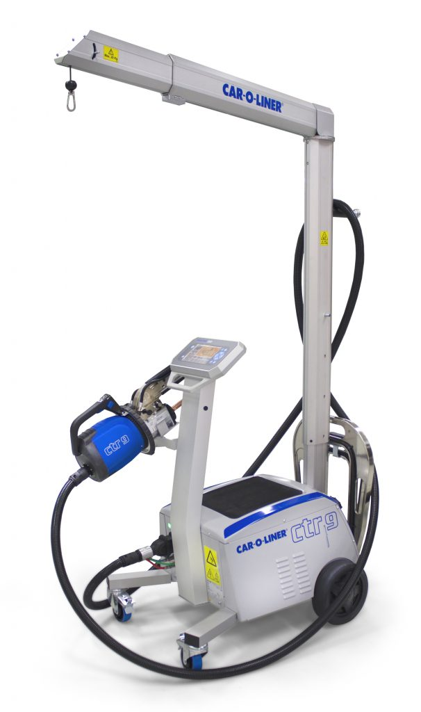 CTR 9 Fully Automatic Welder